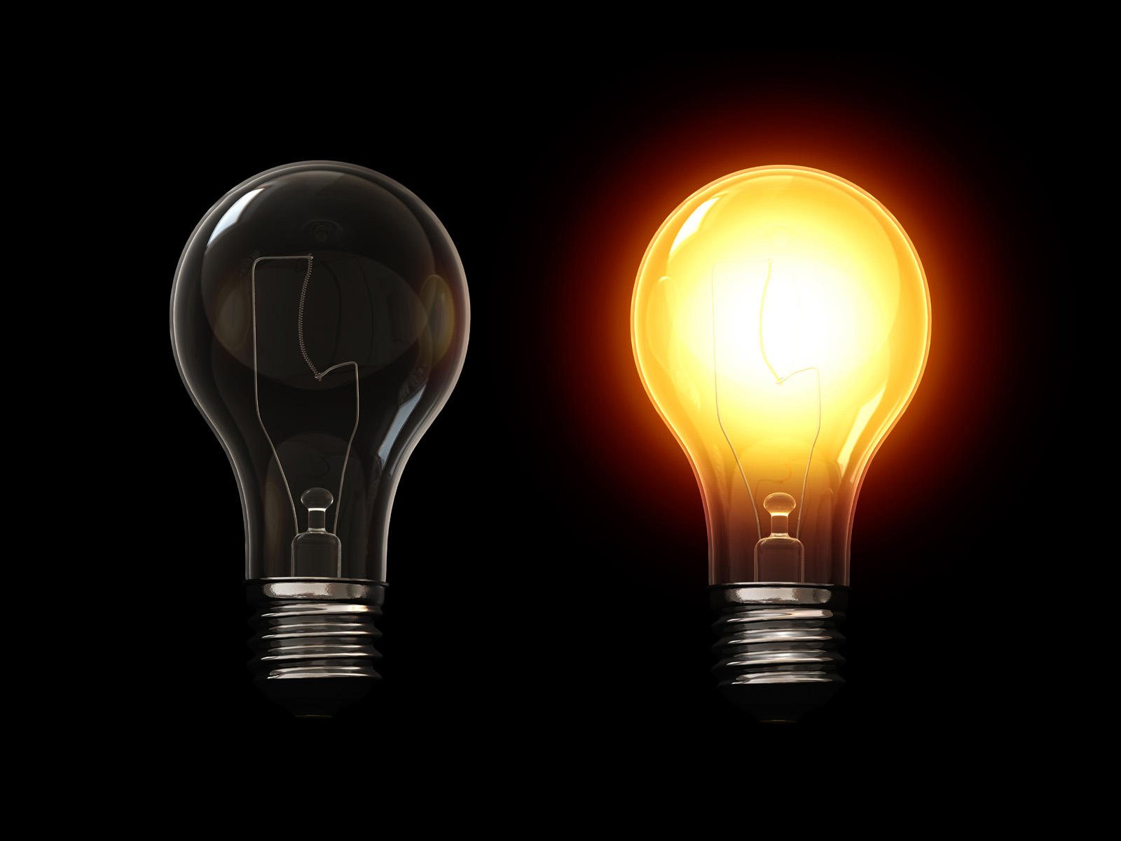 Dark room with light bulb - There Are Three Switches Outside Of A Dark Room Each Corresponds To One Of The Three Light Bulbs In The Dark Room You Can Turn The Switches On And Off And