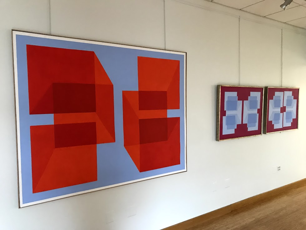Color Equations Gallery Showcases Art Derived From Mathematical